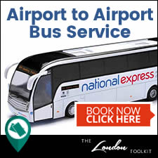 London Heathrow - Luton Airport To Airport Bus