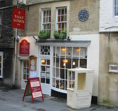 Sally Lunn's House Bath