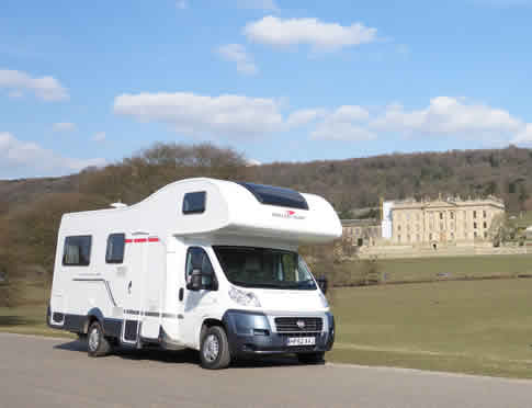 ea7e404950a45f Campervan Hire From London - Self Drive A Tour Itinerary