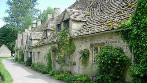 Typical Cotswold Houses