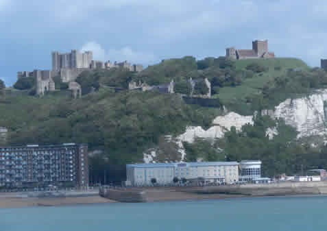 Premier Inn Dover Central Beneath Dover Castle