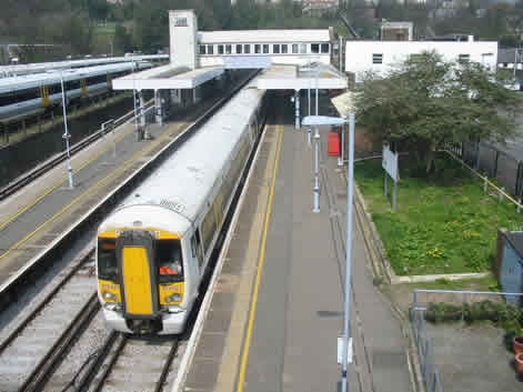 Dover Priory Train Station