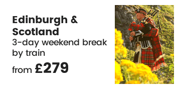 3 Day Weekend Tour To Scotland From London