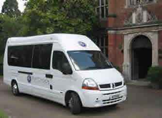 Cruise Shuttle Bus From London