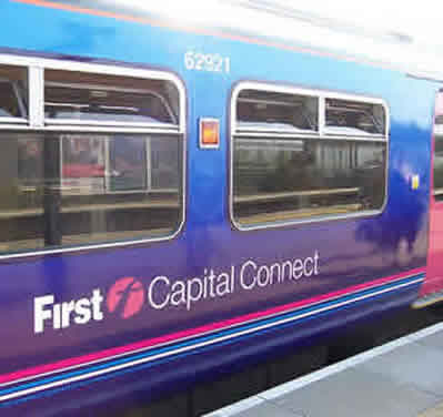 First Capital Connect Gatwick  Train