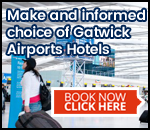Gatwick Airport Hotel Comparison