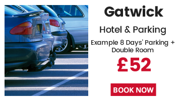 Gatwick Airport Hotel & Long Term Parking Packages