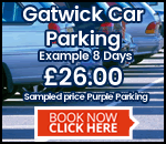 Gatwick Long Term Car Parking