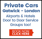 Gatwick Airport Private Transfers