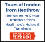 Black Taxi Tours Of London From Heathrow Airport