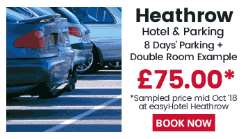 Heathrow Airport Hotel & Long Term Parking Packages