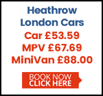 Heathrow Airport - Central London Taxi Cabs