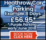 Heathrow Long Term Car Parking