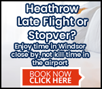 Heathrow Stopover at Windsor