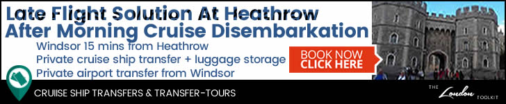 Late Heathrow Flight Solution For Morning Disembarkatioons From Southampton Cruise Ships