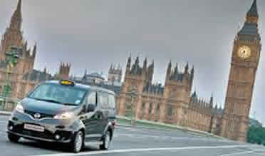 London Taxi Sightseeing