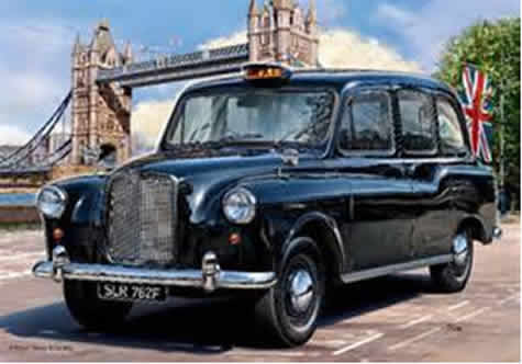 London Black Taxi Sightseeing