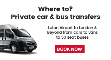 Luton Airport Private Transfers