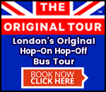 Original London Tour Open Top Sightseeing Tour