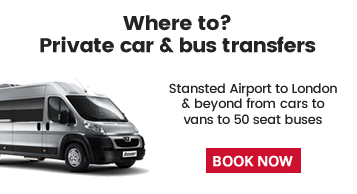Stansted Airport Private Transfers