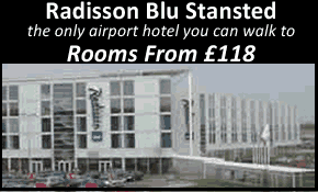 Radisson Blu Stansted Airport Hotel