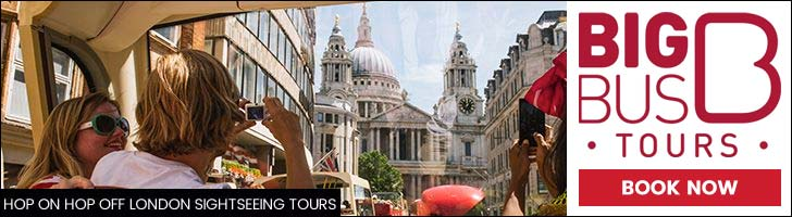 Big Bus London Tour Tickets