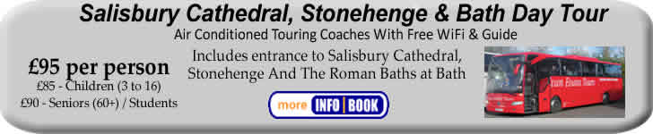 Salisbury, Stonehenge & Bath Day Tour From London Ticketing
