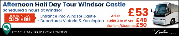 Windsor Castle Morning Tour Tickets