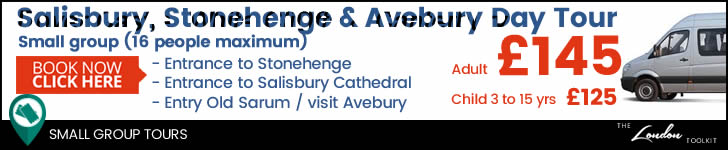Small Group Salisbury, Stonehenge & Avebury Day Tour From London Ticketing