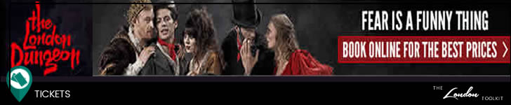 London Dungeon Fast Track Tickets