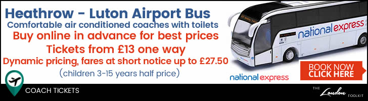 London Inter Airport Coach Services