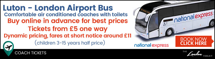 National Express Stansted Airport Bus Tickets