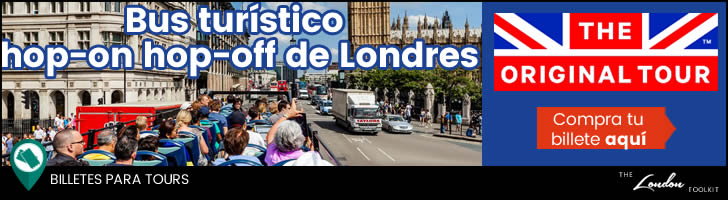 >Bus Turístico de Londres - The Original Tour