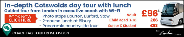 In Depth Tour of Cotswolds & Stratford Day Tour From London Ticketing