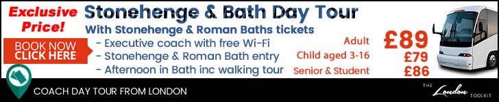 Stonehenge & Bath Day Tour From London Ticketing