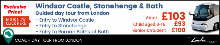 Windsor, Stonehenge & Bath Day Tour From London Ticketing