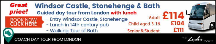 Windsor, Stonehenge, Lacock & Bath Day Tour From London Ticketing