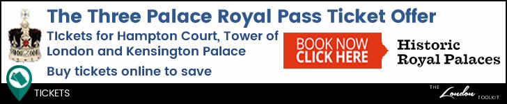 Royal Palaces of London Ticket Pass