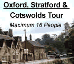 Oxford, Stratford & Cotswolds Small Group Tour