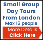 Small Group Day Tours From London