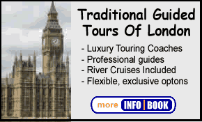 Traditional Guided Coach Tour Of London