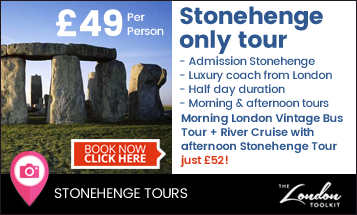 Half Day Tour To Stonehenge From London