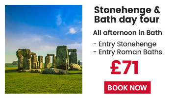 Stonehenge & Bath Day Tour From London