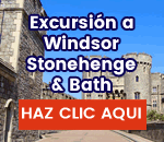 Excursion a Stonehenge, el Castillo de Windsor & Bath de Londres