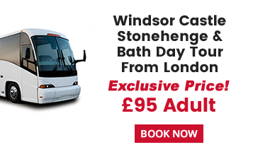 Windsor, Stonehenge & Bath Day Tour From London