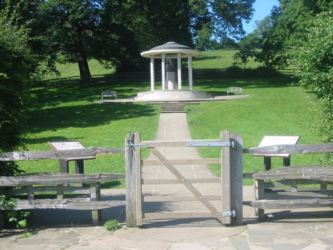 Magna Carta Memorial Runnymede