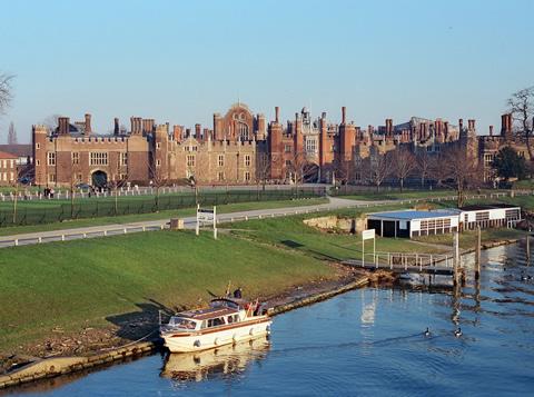 Hampton Court Palace London