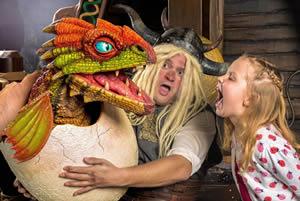 Shrek's Adventure - kids have fun