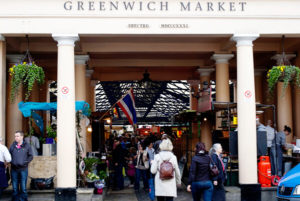 grenwich market London