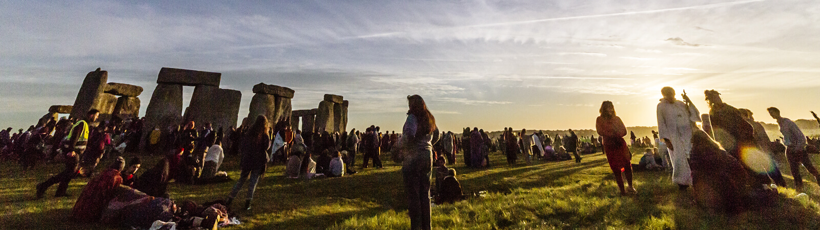Experiencing The Stonehenge Summer Solstice